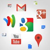 google service logos