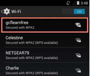 secure wifi networks