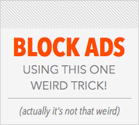illustration of adblock