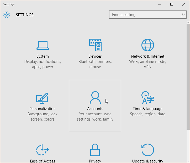 Windows 10: Managing User Accounts and Parental Controls