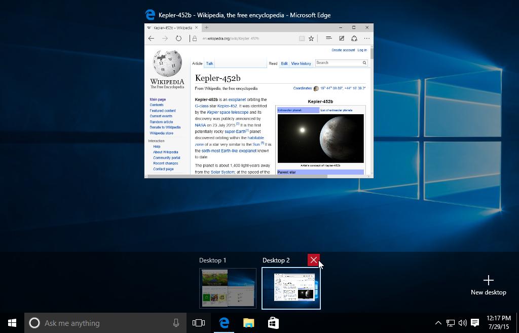 Windows 10: Tips for Managing Multiple Windows