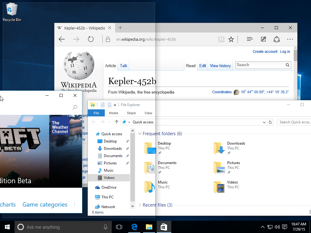Windows 10: Tips for Managing Multiple Windows