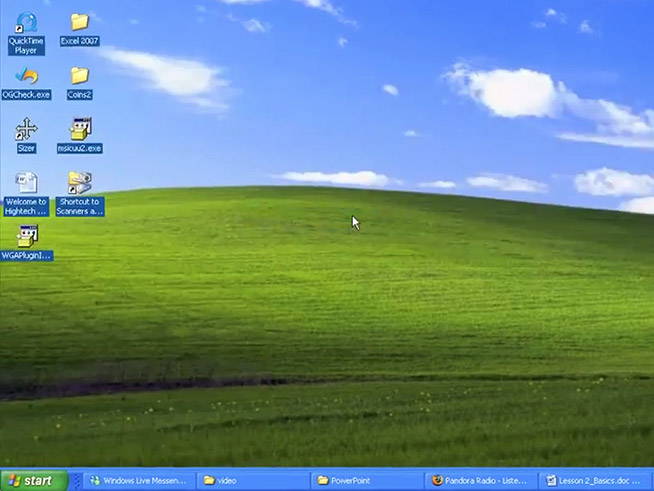 Image result for Microsoft Windows XP Default Wallpaper on screen